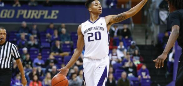 Markelle Fultz, NBA Draft - YouTube screen capture / Today Sports