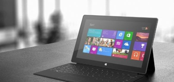 Microsoft Surface tablet gets torn apart, deemed difficult to self ...Image BN library