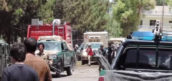 Taliban car bombing at Afghan bank kills dozens| AFP|Youtube