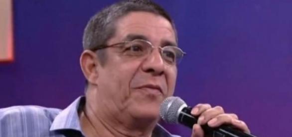 Zeca Pagodinho se desentende com garoto no programa 'Altas Horas'