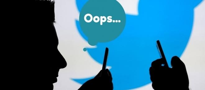 Un politicien publie des pages pornos sur Twitter !