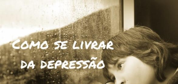 Como se livrar da depressão sem remédios