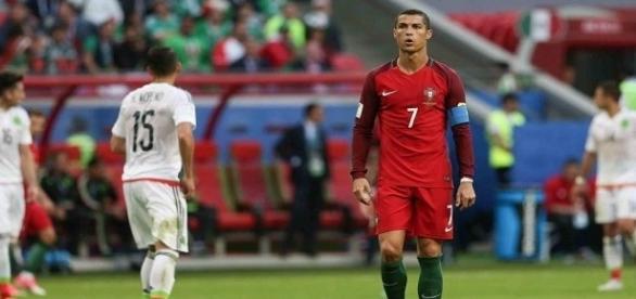 Cristiano Ronaldo y su debut en la Copa Confederaciones 2017