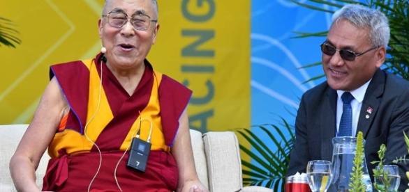 Dalai Lama at UCSD Treads Lightly but Hopefully on Trump, China ... - timesofsandiego.com
