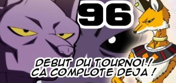 DBS 96 : Début du tournoi ! ça complote déjà !