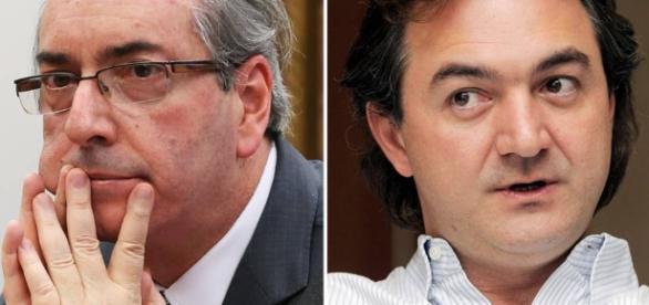 Eduardo Cunha rebateu a versão dada por Joesley Batista em entrevista recente dada pelo empresário à imprensa