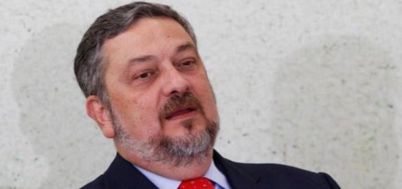 Ex-ministro do governo de Lula e Dilma Rousseff, Antonio Palocci. ( Foto: Reprodução)