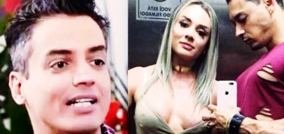 Leo Dias ameaça mostrar toda a verdade sobre o caso