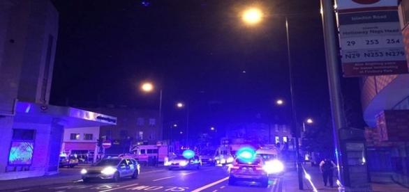 Novo atentado terrorista em Londres?