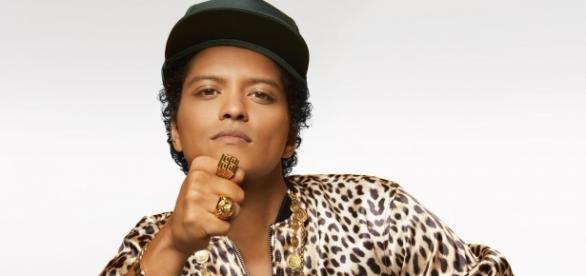 Bruno Mars se apresenta em novembro no Brasil (Foto: Divulgação)