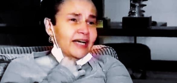 Claudia Rodrigues passou por momentos difíceis