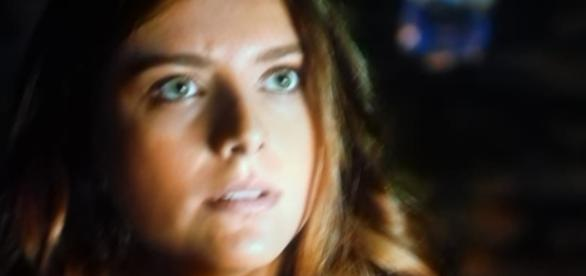 Dalila corre grande risco na novela (Foto: Reprodução/Record TV)