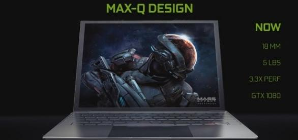 GeForce GTX 10-series laptops with Max-Q design, NVIDIA GeForce Youtube channel https://www.youtube.com/watch?v=Uzwy45QZ9Dw