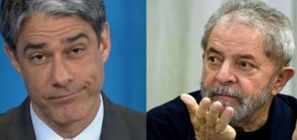 Lula atacou novamente a Globo em público