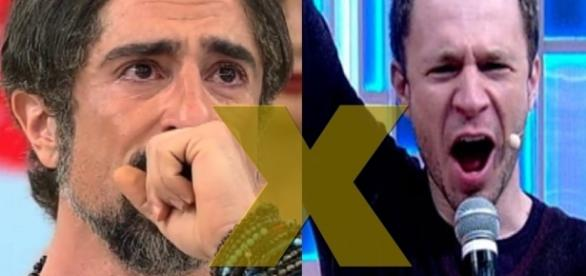 Marcos Mion e Tiago Leifert 'mitam' online - Google