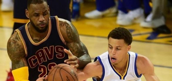 """Playoffs NBA: Aviso de LeBron a Curry: """"Lo de ser el MVP tiene ... - marca.com"""