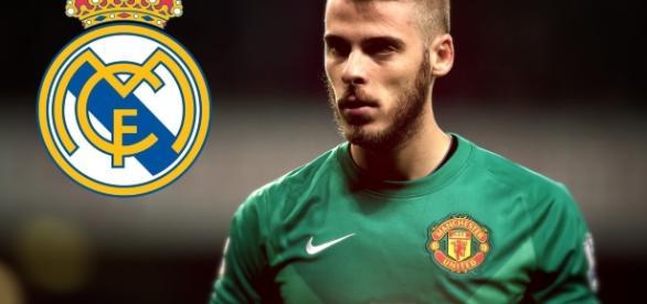 Posible fichaje De Gea al Real Madrid