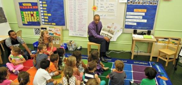 What Kindergarten is Now-Photo courtesy of wnyc.org