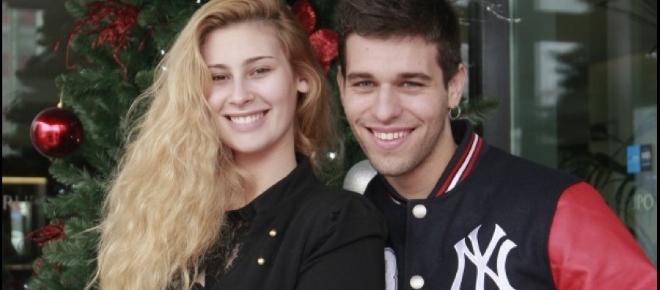 Filho de Bernardina Brito e Tiago faz sucesso nas redes sociais!