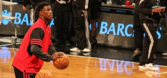 Bulls guard, Jimmy Butler-Flickr