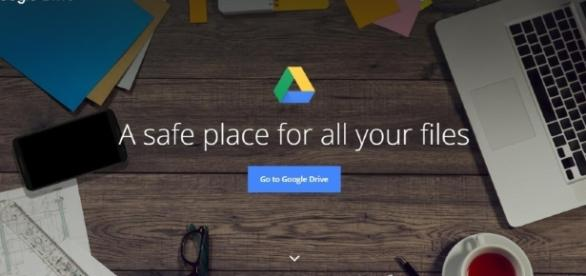 Google Drive will become more convenient once Backup and Sync feature is launched (Image Credit: google.com)