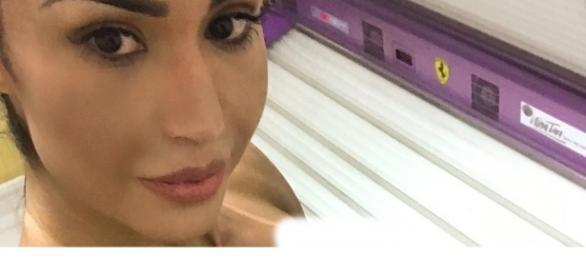 Gracyanne posta foto mostrando marcas de biquíni (Foto: Reprodução/Instagram)