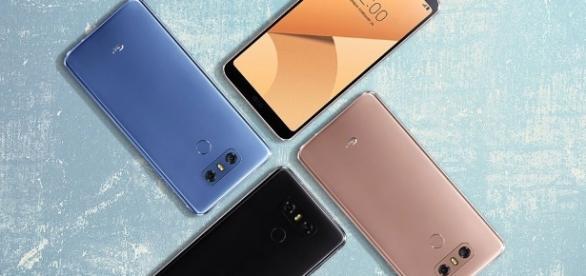 LG G6 Plus launches with 128GB of storage and hi-res audio | TechRadar - techradar.com