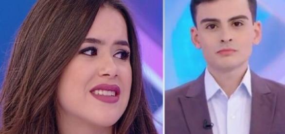Maísa Silva é defendida após piti com Dudu Camargo - Google