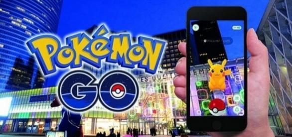 Pokémon Go Gyms - screencso ArcadeGo/YouTube