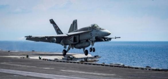 Russia threatens US for shooting down Syrian jet and says ... -Image source: BN library