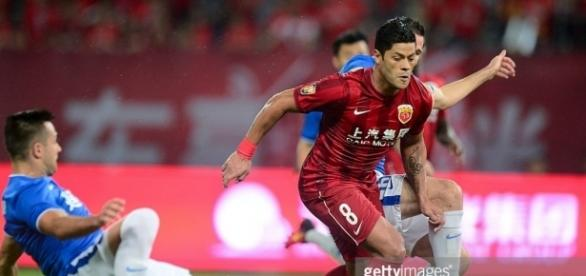Shanghai SIPG v Henan Jianye - CSL Chinese Football Association ... - gettyimages.com
