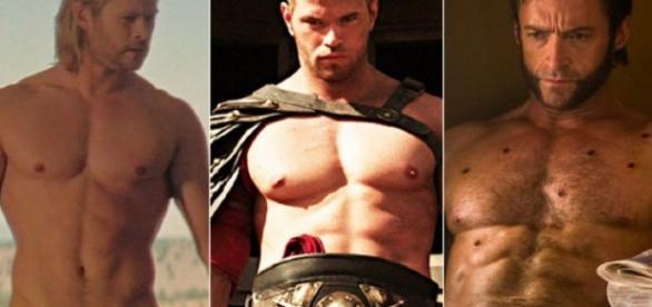 Como os atores conseguem esse corpo sarado? Veja as dicas