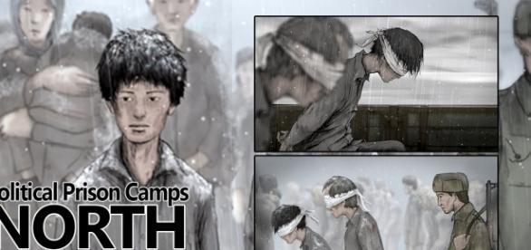 Coșmarul trăit de prizonieri în barbarele lagăre de muncă din Coreea de Nord - Foto: YouTube