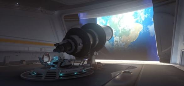 """Overwatch's"" new map Horizon Lunar Colony has some interesting secrets! - YouTube screenshot via PlayOverwatch channel"