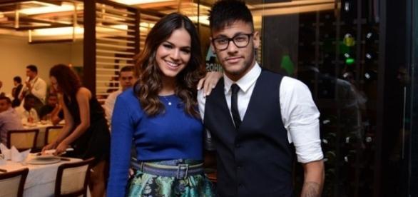 Bruna Marquezine e Neymar terminam namoro outra vez, e amigos fãs se surpreendem. ( Foto Reprodução)