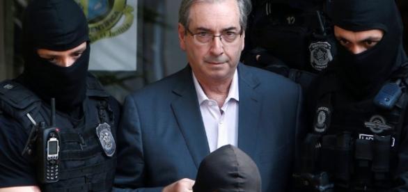 Ex-deputado Eduardo Cunha traça estratégia para ter o presidente Michel Temer como sua testemunha