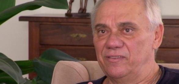 Marcelo Rezende está lutando contra um câncer