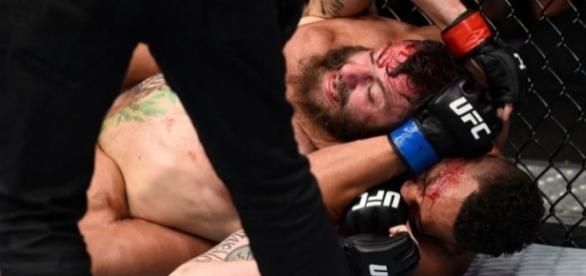 Mario Yamasaki arruinó una gran pelea en Oklahoma City. Metro News.com.