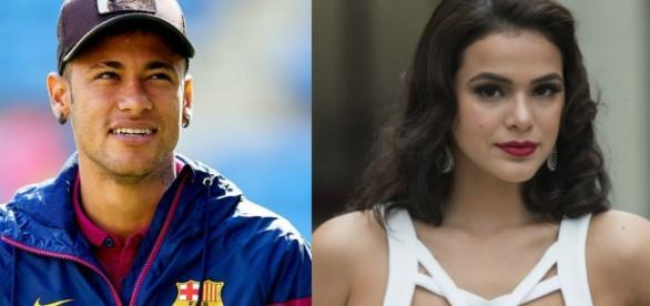 Neymar convida Bruna Marquezine, via amigos, para passar o ... - com.br