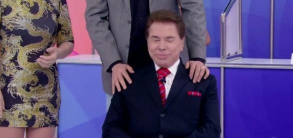Silvio Santos continua brilhando no SBT