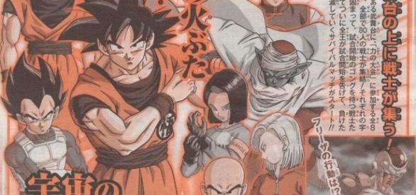Sinopsis del episodio 97 por Shonen Jump.