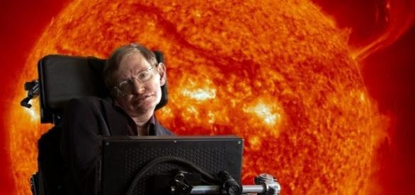Stephen Hawking believes that humans should accelerate research in space travel / Photo via Lwp Kommunikáció, Flickr