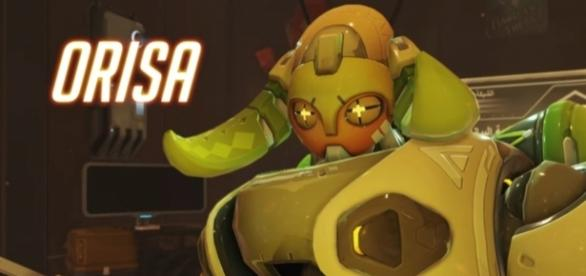 "The latest update in ""Overwatch"" only brought a bug that boosted Orisa's ultimate (via YouTube/PlayOverwatch)"
