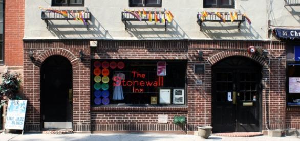 The Stonewall Inn. Public Domain.