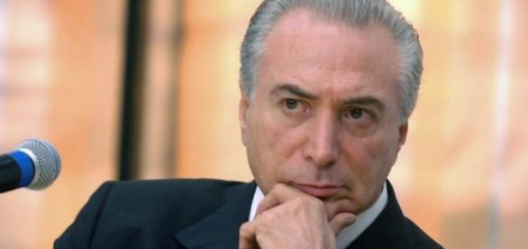 Gafe histórica com presidente do Brasil. ( Foto: Reprodução)