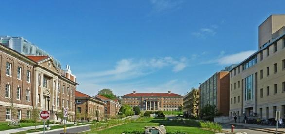 University of Wisconsin-Madison (wikimedia James Steakley)