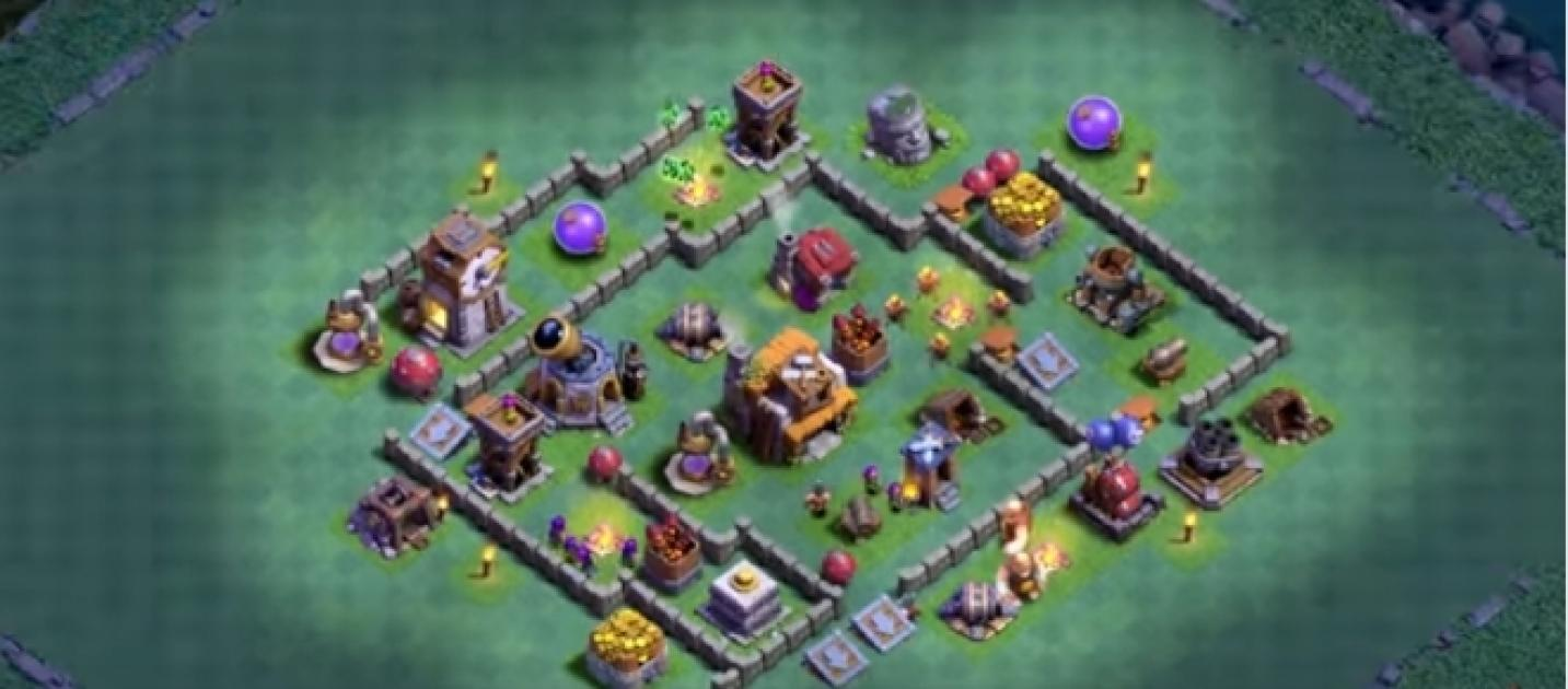 Clash of Clans Latest Update: Builder Hall, Night Witch ...