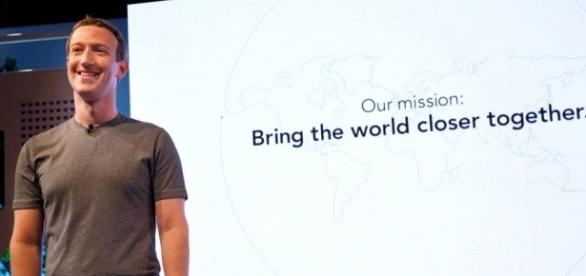 After being blamed for division, Facebook's new mission seeks to 'Bring world closer together.' / from 'Fast Company' - fastcompany.com