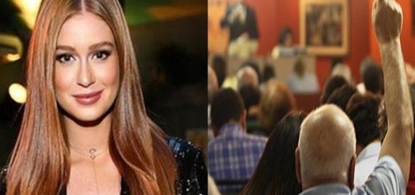 Data do encontro com Mariana Ruy Barbosa ainda não foi revelada (Foto: Reprodução)