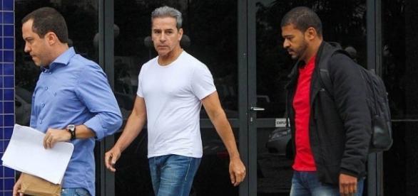 Ex-senador Luiz Estevão está preso acusado de corrupção